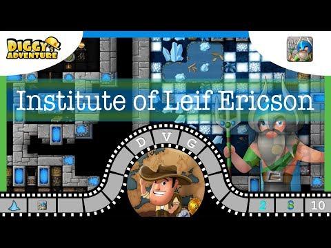 [~Njord~] #10 Institute of Leif Ericson - Diggy's Adventure