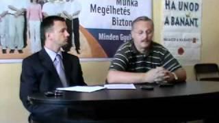 Dr. Görgényi Ernő és Baranyó Géza ismertette a Fidesz turisztikai programját, 2010. aug. 17. Thumbnail