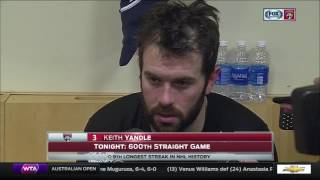 Keith Yandle—Florida Panthers at Arizona Coyotes 1/23/17