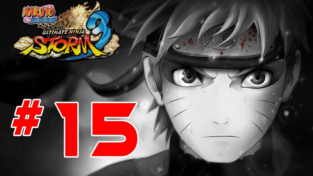 Let´s Play Naruto Shippuden Ultimate Ninja Storm 3 Part 15 ...