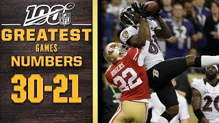 100 Greatest Games: Numbers 30-21 | NFL 100