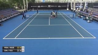Australian Open 2019 Asia-Pacific Wildcard Play-off | Court 3 - 28 Nov