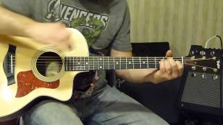 The Beatles - Magical Mystery Tour - guitar cover