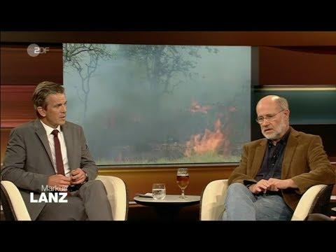 Harald Lesch - Markus Lanz - Thomas Fischermann / ZDF 27.08.2019