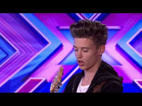 The X Factor Only The Young // FULL Audición //...