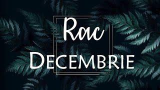 RAC // DECEMBRIE //
