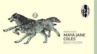 Обложка Maya Jane Coles Play The Game Mobilee074