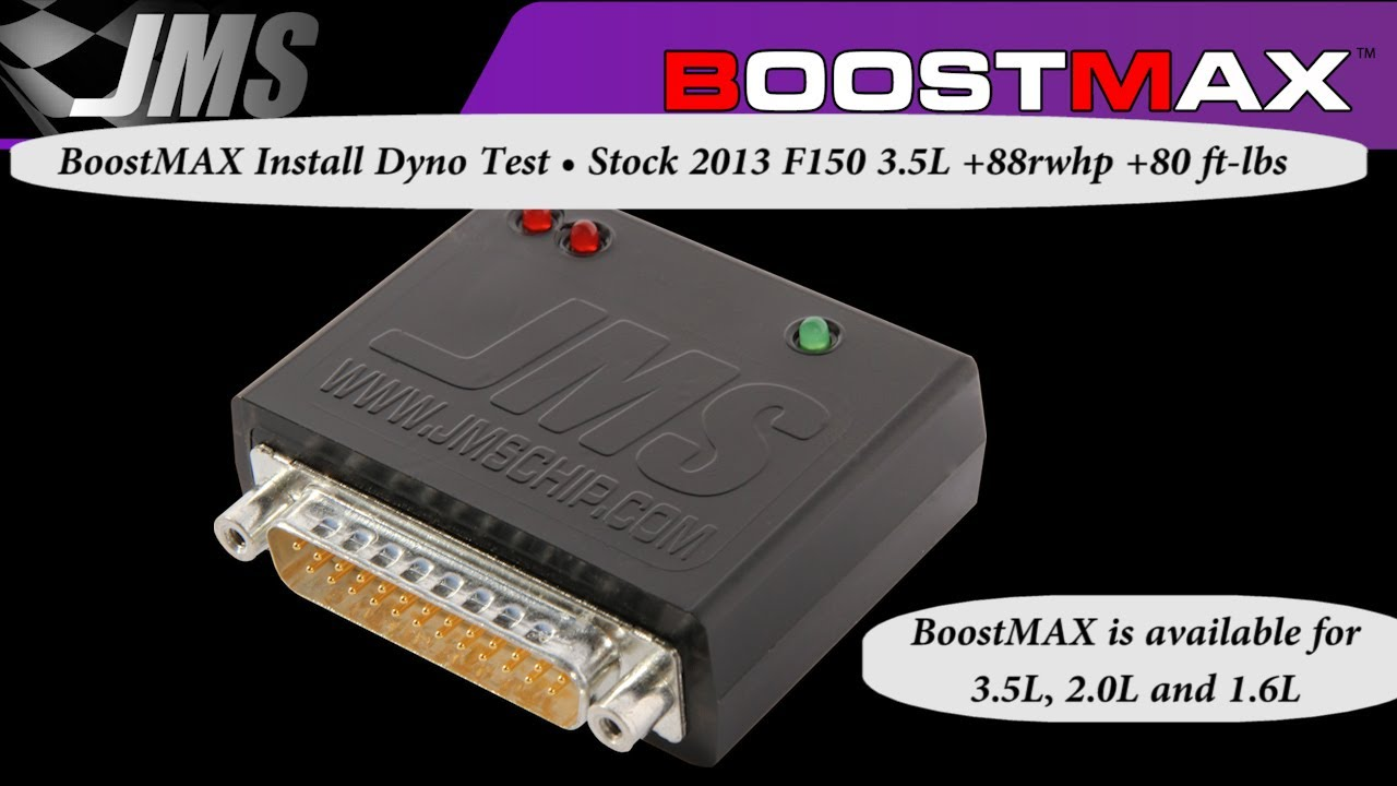 BoostMAX BX600035 Increase throttle response, add additional boost