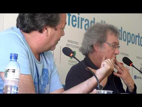 Sérgio Godinho # 4/4 Caríssimas 40 Canções (Feira do Livro do Porto, 16 Junho 2012)
