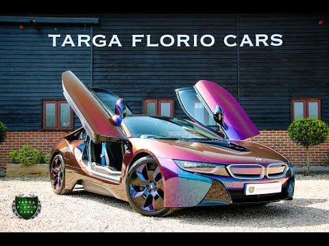 Bmw I8 Pure Impulse 2dr 1 5 Awd Hybrid Coupe Automatic In Sophisto