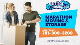 Marathon Moving & Storage Facility in Boston MA