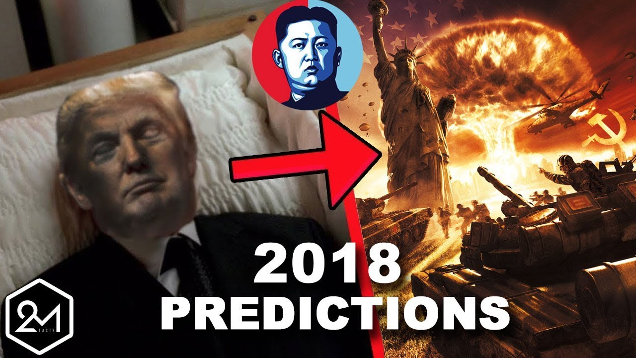 Top 5 Popular Nostradamus Predictions For 2018