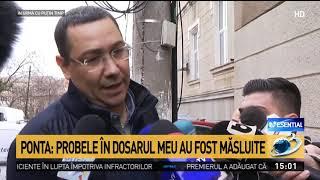 Victor Ponta: Dragnea e prost