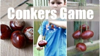 How to Play Conkers (Horse Chestnuts)