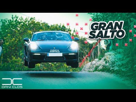 ESTA MUJER CONDUCE MEJOR QUE YO!! VOLAMOS a 140km/h | XV Rally classic Mallorca | Dani Clos