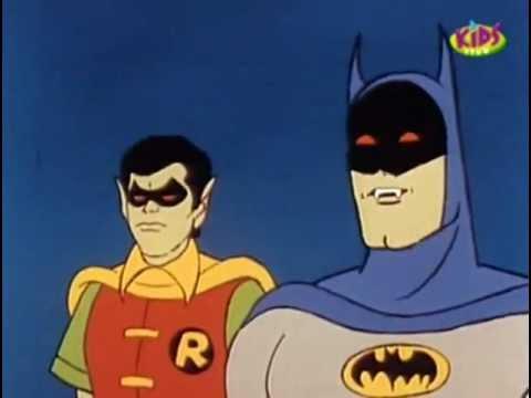 Extrait Super Friends - Batman Vampire - YouTube