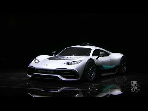 Globe Drive: Mercedes hypercar, tiny Honda EV steal the show in Frankfurt