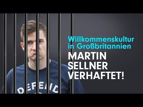 Martin Sellner verhaftet –Willkommenskultur in Großbritannien - Diese Woche in Dummland 2/2018