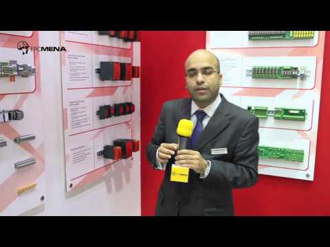 Connectwell participates at Middle East Electricity 2015