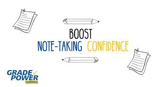 Boost Note Taking Confidence