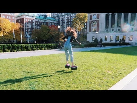 week in my life at barnard college!