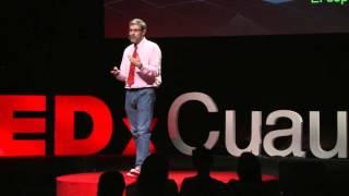 VIAJAR A UNA ESTRELLA LEJANA Y REGRESAR A TIEMPO PARA CENAR | Miguel Alcubierre | TEDxCuauhtémoc