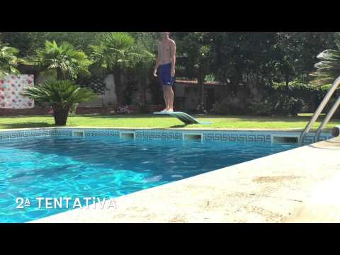 Vlog 5 Piscina Prank Youtube