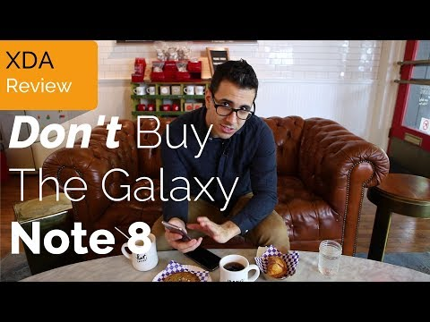 Skip the Note 8, Get the Galaxy S8+ Instead