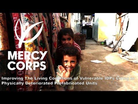 Mercy Corps OCHA Internally Displaced People IDPs Documentary