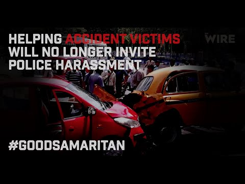 Good Samaritan Law: SC Guidelines Now Protect Those Who Help Road Accident Victims