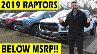 2019 Ford Raptor - How to buy BELOW MSRP!