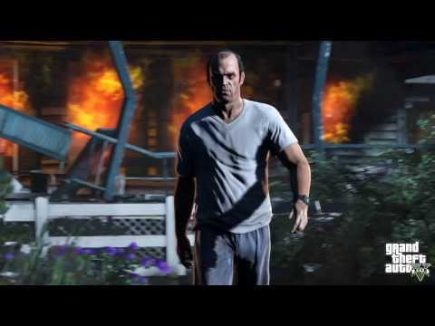 Grand Theft Auto V - About 30 minutes of Trailers, Gameplays and Screens