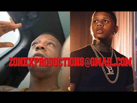 "Lil Boosie WARNS Yella Beezy Bein Shot In His  City ""U Gotta be Strap,gates cant catch me lakin"""