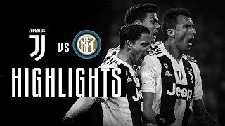HIGHLIGHTS: Juventus vs Inter Milan - 1-0 - Serie A - 07.12.2018 | Mandzukic decides Derby d'Italia