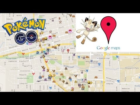 Pokemon Go - Google Maps - Find Any Pokemon Proof !!! on yahoo! maps, google goggles, go to ebay, route planning software, google docs, google chrome, google latitude, go to settings, go to home, go to facebook, go to email, bing maps, google street view, google voice, google sky, satellite map images with missing or unclear data, go to netflix, google translate, go to mail, google map maker, google search, web mapping, go to amazon, google mars, google moon, go to internet, google earth,