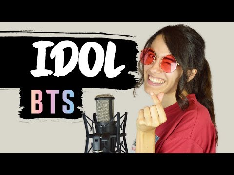 BTS - IDOL (cover Español)
