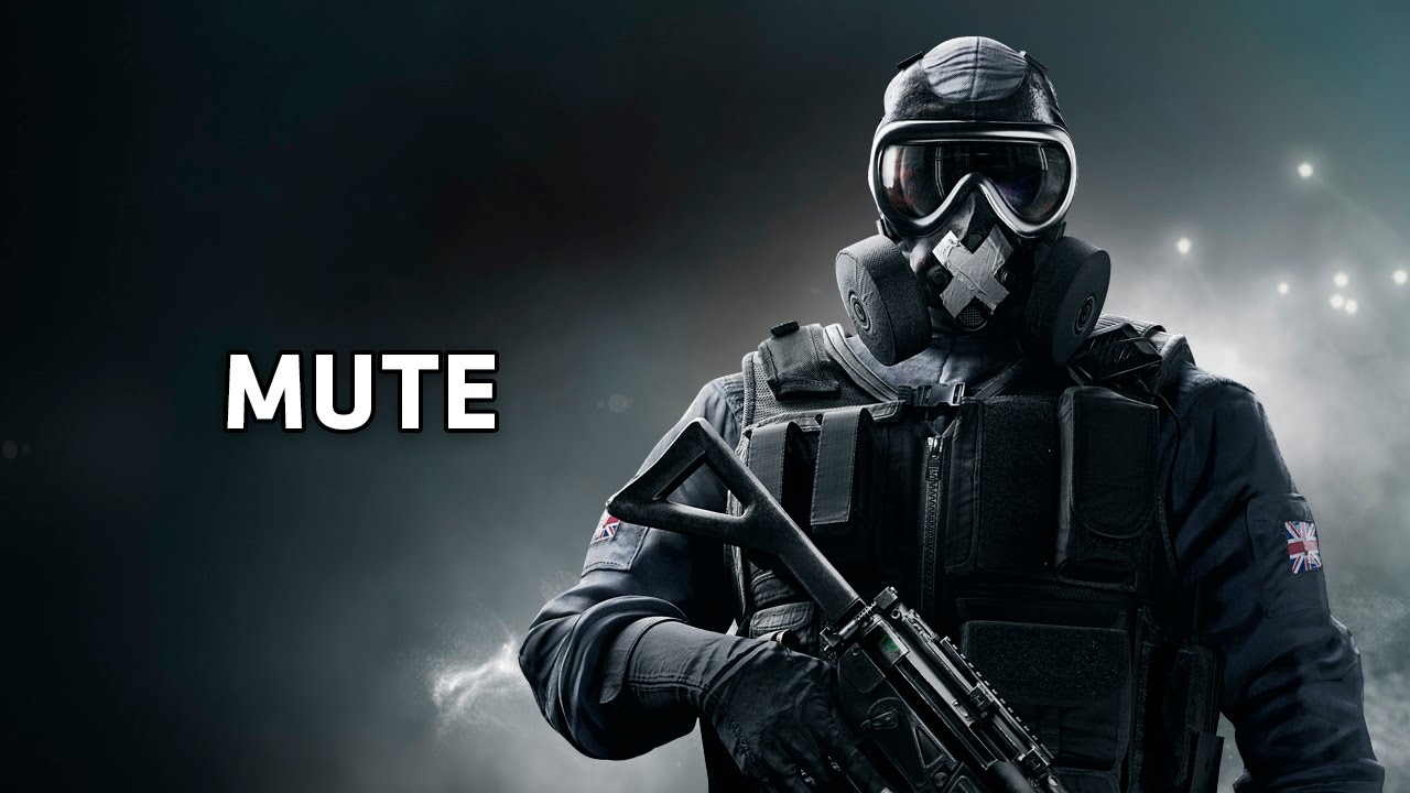 Call Of Duty Black Ops Wallpaper Sas Quot Mute Quot Bio R6 Siege Youtube