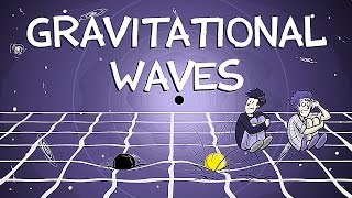 Gravitational Waves Explained thumbnail