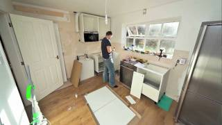 New Kitchen In 11 Minutes