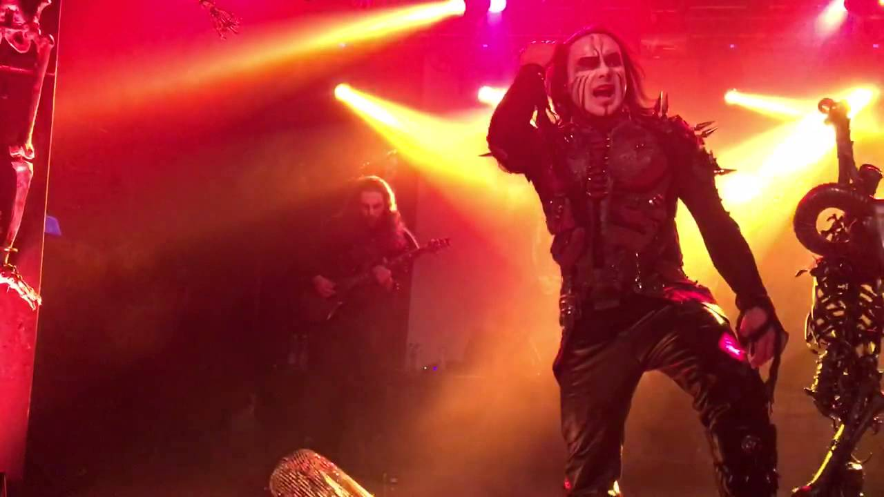 Cradle Of Filth Malice Through The Looking Glass