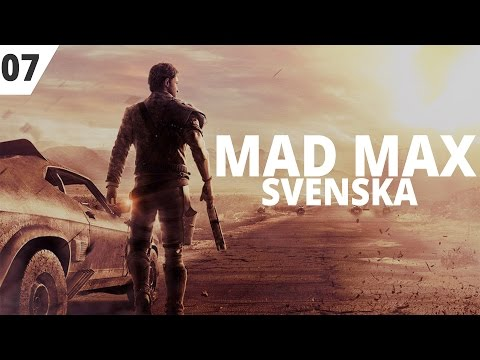Mad Max (Svenska) EP07 - Raidar Discobasen