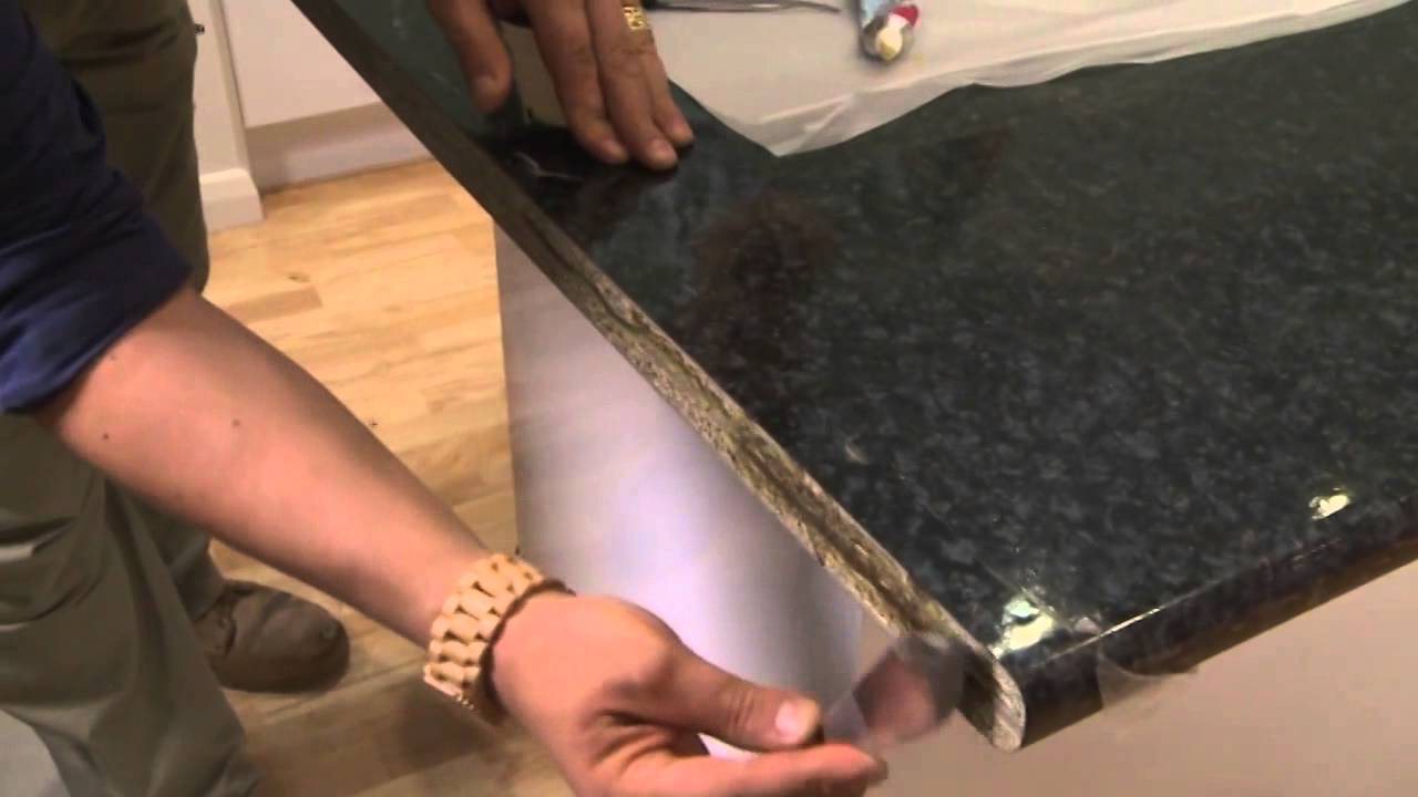 Attaching Edge Strips To Your Benchtop Kaboodle Kitchen Youtube