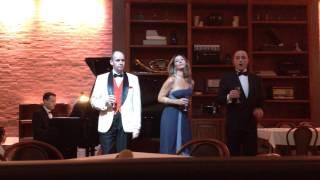 Opera Dinner in Rome Pt. 1