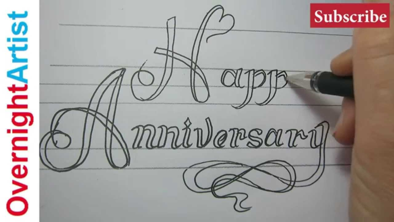 Anniversary How To Make Anniversary Gift Card For