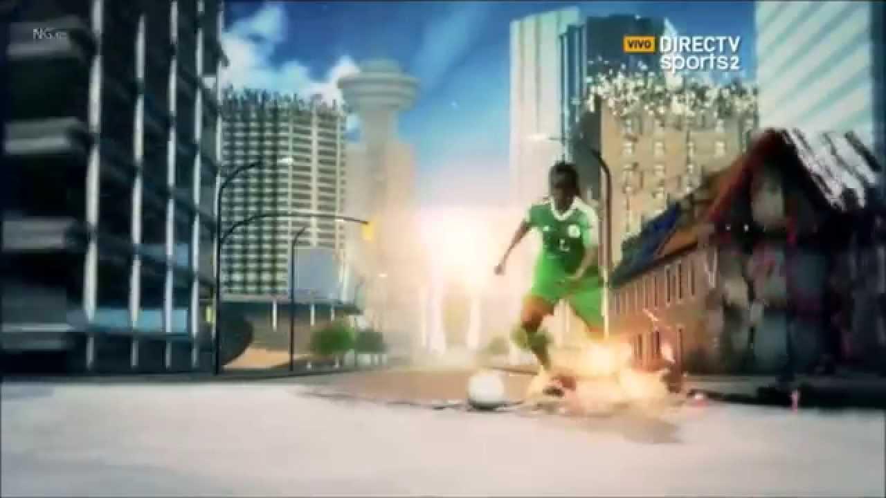 FIFA Women's World Cup Canada 2015 Intro