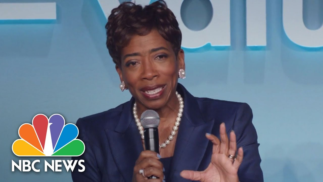 Morgan Stanley's Carla Harris: What You Need To Know To Successfully  Negotiate At Work | NBC News
