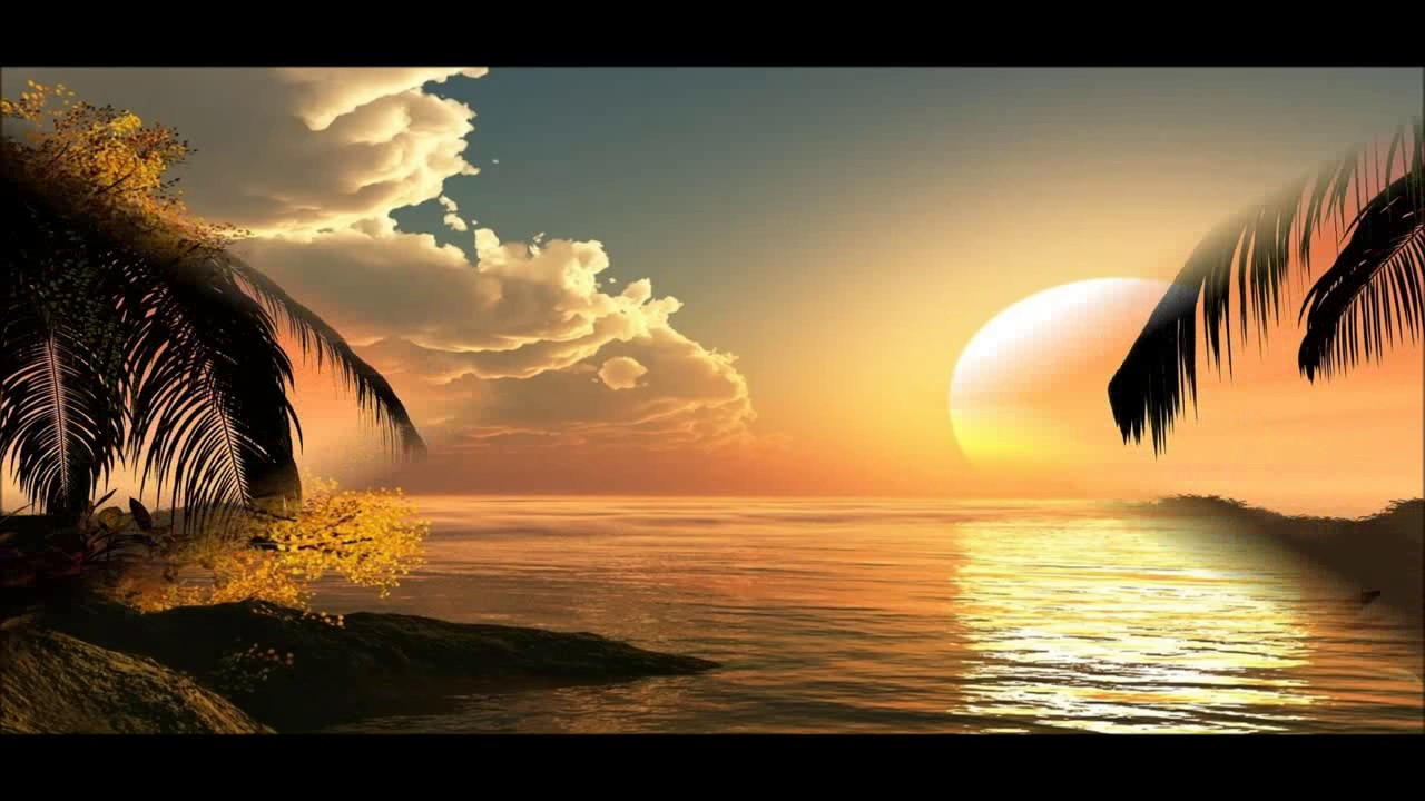 sun rise morning hd wallpaper - youtube