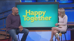 Actor Victor Williams Talks His New Show 'Happy Together'