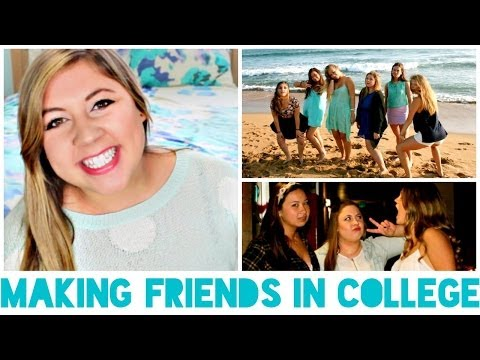 10 Tips for Making Friends in a New City/State from YouTube · Duration:  9 minutes 18 seconds