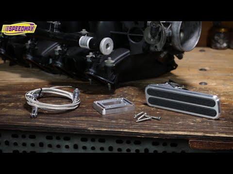 Speedway Tech Talk Lokar Throttle Cable Pedal Setup Youtube